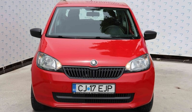 Skoda Citigo 1.0, 2016 full